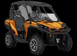 2016 Can-Am Commander 1000 Limited