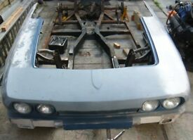 Breaking for spares Reliant Scimitar SE5A