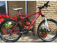 Canyon Nerve Mountain Bike - Lovely Condition