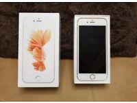 Apple iPhone 6s: Rose Gold (64GB)