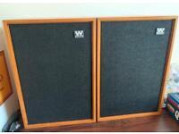 Wharfedale Denton 2 speakers