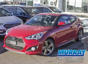 2015 Hyundai Veloster Turbo | Leather | Manual | Bluetooth