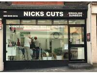 Experienced Barber Required - Full/Part Time
