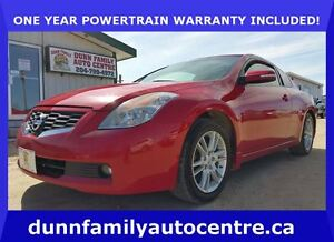 2008 Nissan Altima 3.5 SE SUNROOF, HEATED LEATHER etc