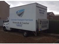 Corcorans Man and Van Hire House removals Based in Leeds we cover Leeds Tadcaster, York Wetherby
