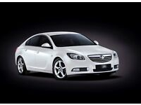 STUNNING WHITE INSIGNIA FULL VAUXHALL SERVICE HISTORY. All 4 TYRES VIRTUALLY BRAND NEW.