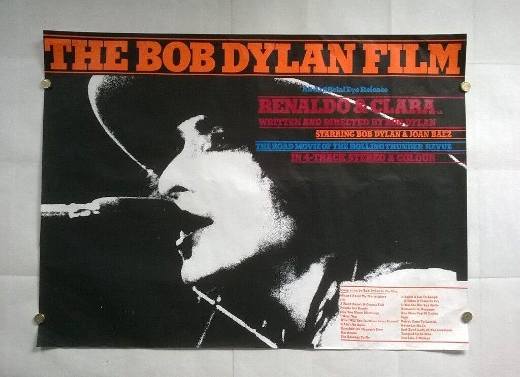 bob dylan ' renaldo & clara ' the bob dylan film ( 1976 )