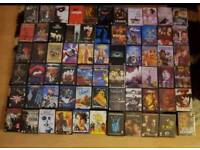 Collection of dvds. Over 150 in total
