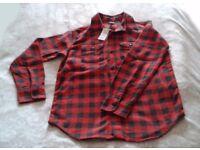 Gap Kids Check Shirt (10-11 years) £8.00
