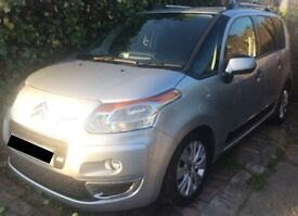 2010 10 plate Citroen C3 Picasso 1.6 HDI 90 Exclusive For Sale '£30 Tax' 'Only Two Previous Keepers'