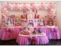 Styling Venues for children's parties