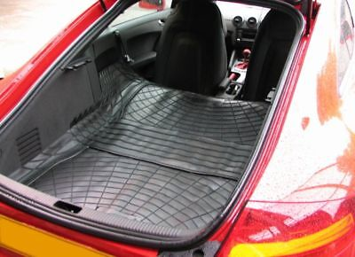Audi TT Coupe 2006   2014 Rubber Boot Mat Liner Options and Bumper Protector