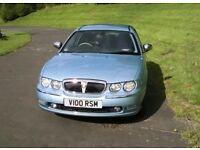 2003 Rover 75 CDTi Connoisseur