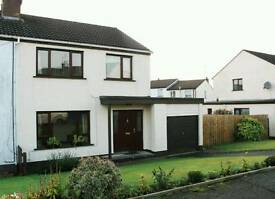 3 Bed House to Rent - Banbridge