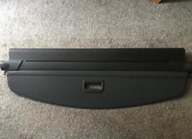 Genuine seat Leon mk3 retractable boot cover/parcel shelf