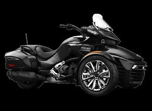2016 can-am Spyder F3 SE6 Limited Save $4250