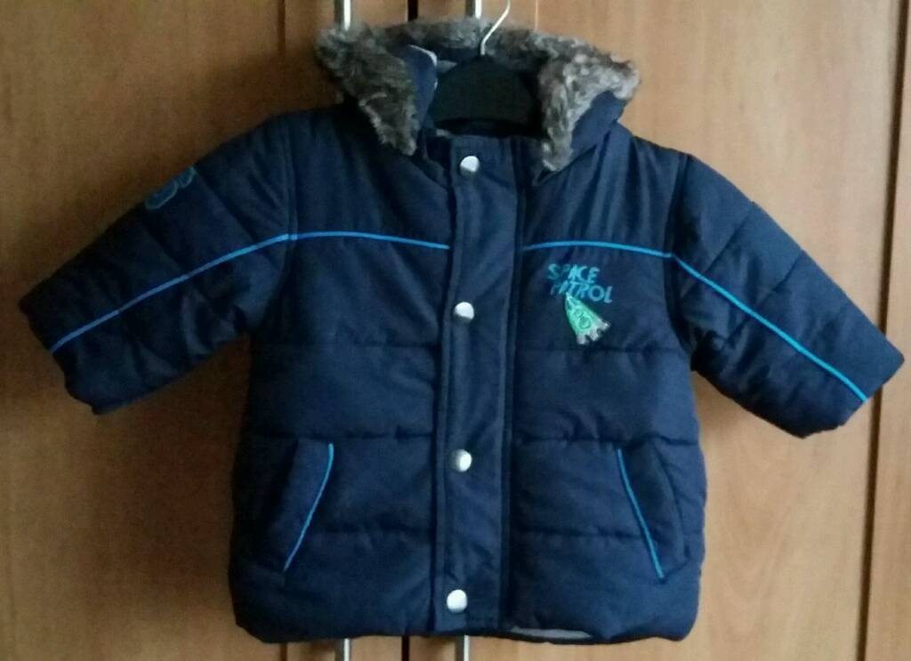 80ee5a2721d2 Next boys winter coat age 3-6 mths