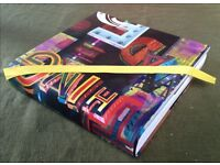Nine D&AD Annuals from 1991 to about 2013