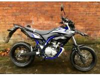 Yamaha WR125, 2014/64, excellent condition, FSH, very low milage + 12 Month MOT