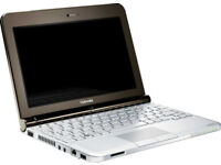 "May Deliver - Toshiba 10.1"" Laptop - Long battery life, excellent condition and full working order"