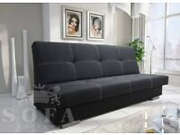 """New Sofa Bed """"CLaudia' with storage"""