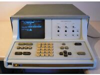 Hewlett Packard 1615A Logic Analyser with Manual and Accessories