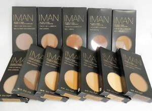 New, IMAN Second To None Luminous Foundation, .35 oz ( 10 g)