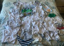 Massive up to 3 months abs 0-3 month old boy bundle