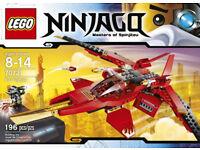 Lego Ninjago 70721 Kai's fighter
