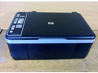 HP Deskjet F4180 All-in-One, Letter/Legal Size, Printer, Scanner, Copier CB584A