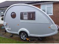 Tab 320RS Caravan with Full Awning