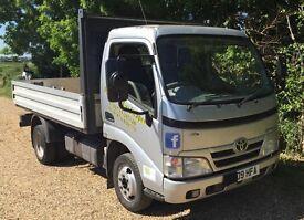 Toyota dyna truck pickup for sale 09 reg