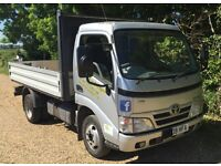 Toyota dyna truck pickup for sale 09 reg