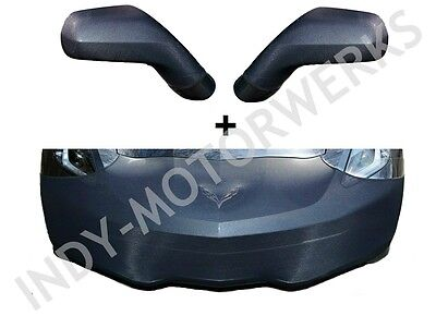 C7 CORVETTE STINGRAY NOVISTRETCH FRONT + MIRROR BRA HIGH TECH STRETCH COMBO ZO6