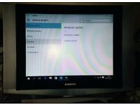"""Samsung 20"""" LCD TV AND MONITOR with integrated speakers"""