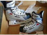 Bauer ice hockey boots