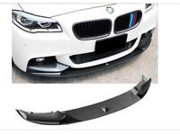 BMW front lip f10 5 series front m sport