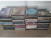 86 CD's (70 Single & 8 Doubles) A VAST SELECTION OF ARTISTS