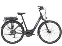 Trek e-bike - Verve+ 1 Lowstep L 500 WH