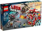 LEGO Movie 70813 Reddingsversterkingen nieuw
