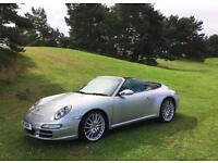 Porsche 911 997 4s cab