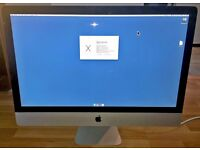 "Apple iMac A1419 27"" Desktop - MD096B/A - Late 2012"