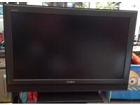 Sony Bravia 32inch television