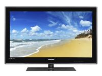 "Samsung 42"" lcd tv with built in free view"