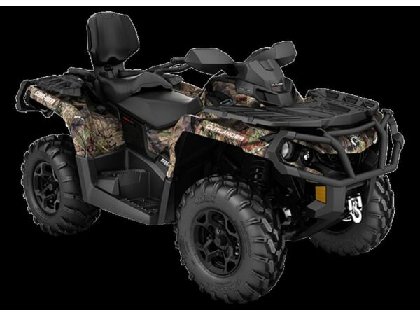 Used 2016 Can-Am OUTLANDER MAX 1000 XT