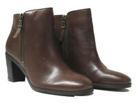 Polo Ralph Lauren Womens Leather Boots Brown F26