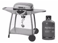 BARBEQUE & Gas Bottle - never been used...