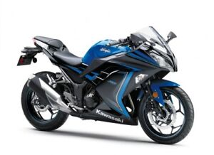 2015 Kawasaki Ninja 300 ABS SE Transport + prep. inclus