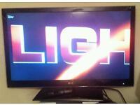 "LG 42"" ultra slim full hd tv"