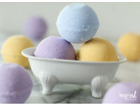 CRAFT CLASS TODAY, MAKE FIZZY BATH BOMBS!